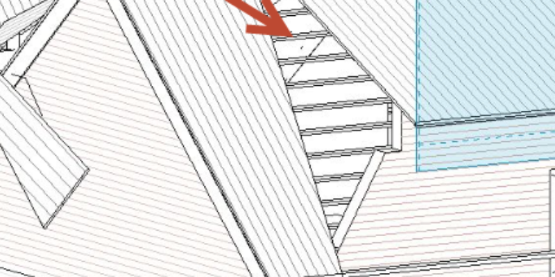 Revit-roof-design-3D-view