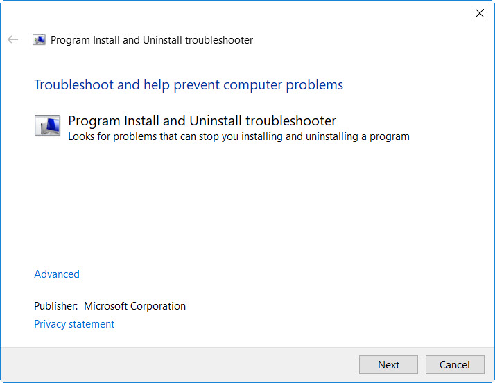 How to uninstall Autodesk Products