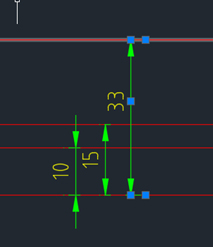 AutoCAD-Mechanical-Construction-Lines-07 AutoCAD Mechanical – Construction Lines