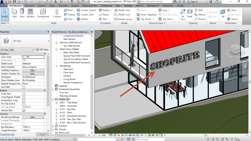 101-1024x574 Finding the correct font for Revit Model Text