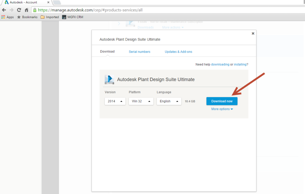 52-1024x651 How to request a previous license serial number if you bought the latest version of Autodesk software