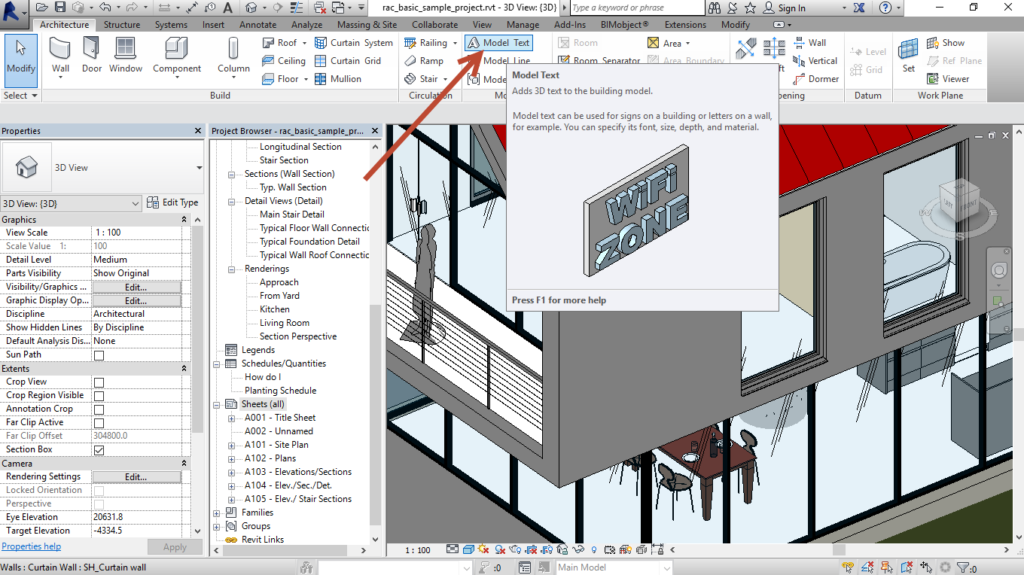 55-1024x575 Finding the correct font for Revit Model Text
