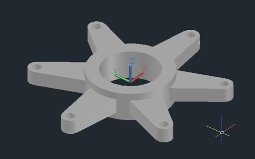 3D-to-2D-AutoCAD-05 3D to 2D AutoCAD