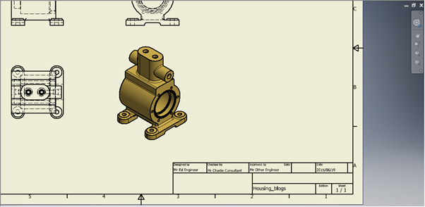 Inventor Title Blocks 06