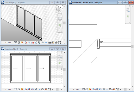 Revit-Family-in-plan-view-01 How to Fix a Revit Family in plan view