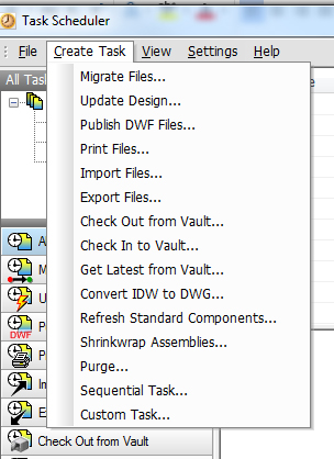 General Upgrade of Inventor – Migrating Files Part 1
