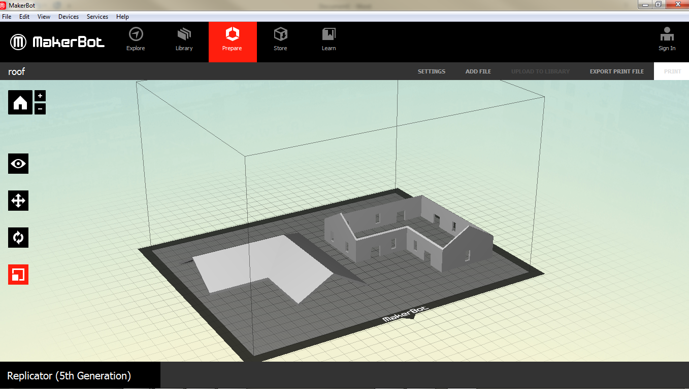3D-Printing-a-Revit-Building-04 How to 3D Print a Revit Building