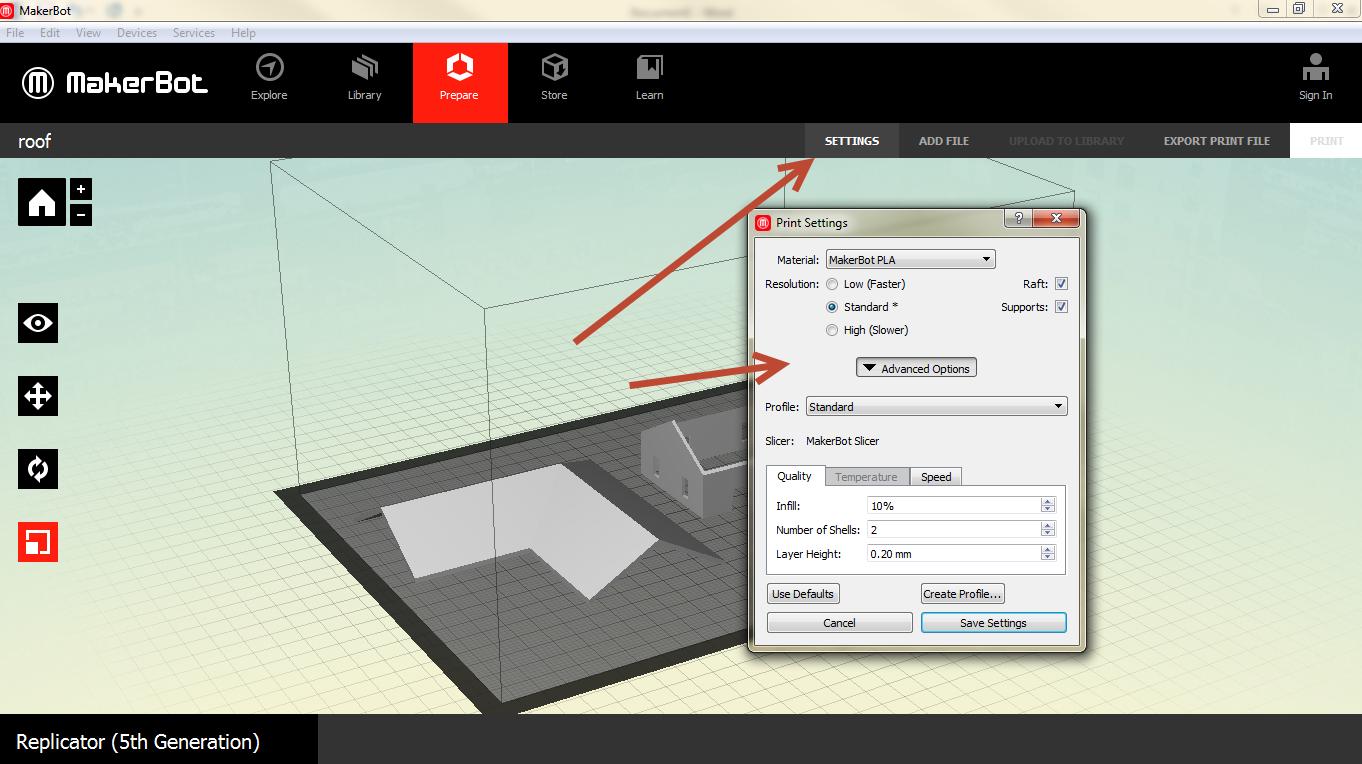 3D-Printing-a-Revit-Building-05 How to 3D Print a Revit Building
