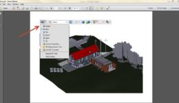 Export Revit Models to 3D PDF SimLab 09