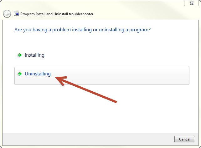 10-3 How to uninstall Autodesk Products that don't want to uninstall in Windows Control Panel.