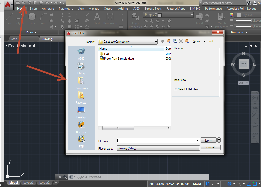 5-7 Two common AutoCAD System Variable Errors