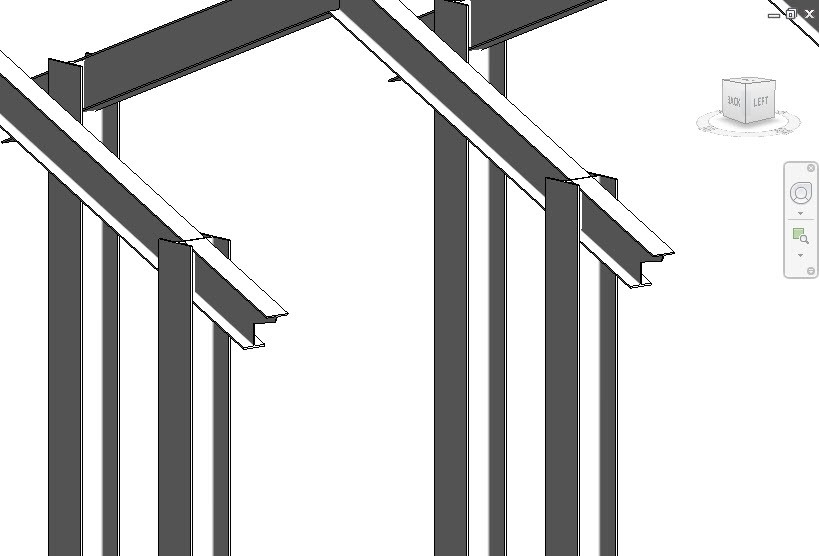 8 How to Copy a Revit Beam opening from one beam to the next.