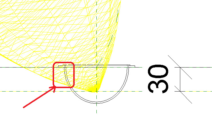 Ceiling-Based-Downlight-in-Revit-32 Ceiling Based Downlight Using IES file from Manufacturer