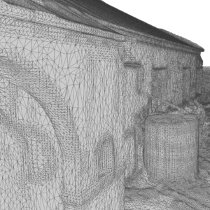 Recap Pro - Meshes from Point Clouds