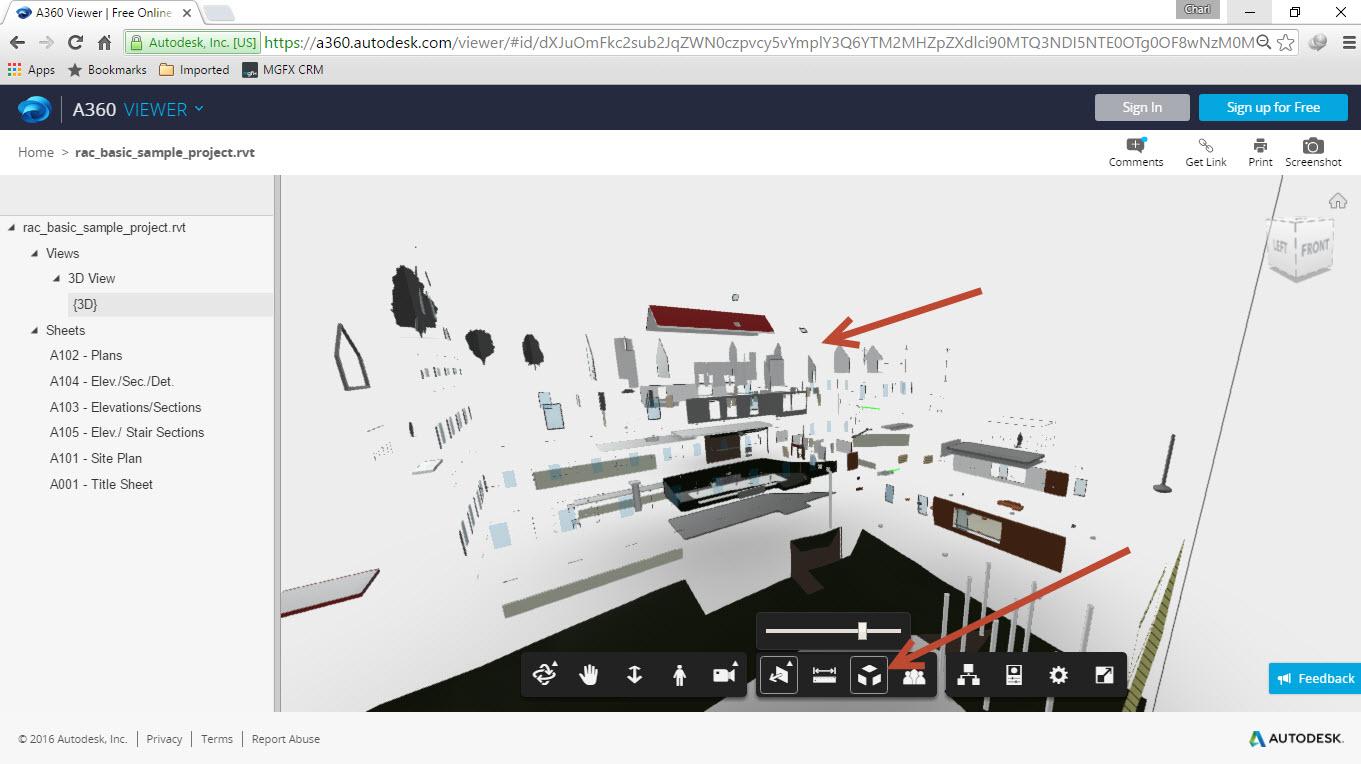 CAD-Viewer-10 Autodesk Online CAD Viewer