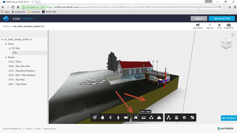 CAD-Viewer-7 Autodesk Online CAD Viewer