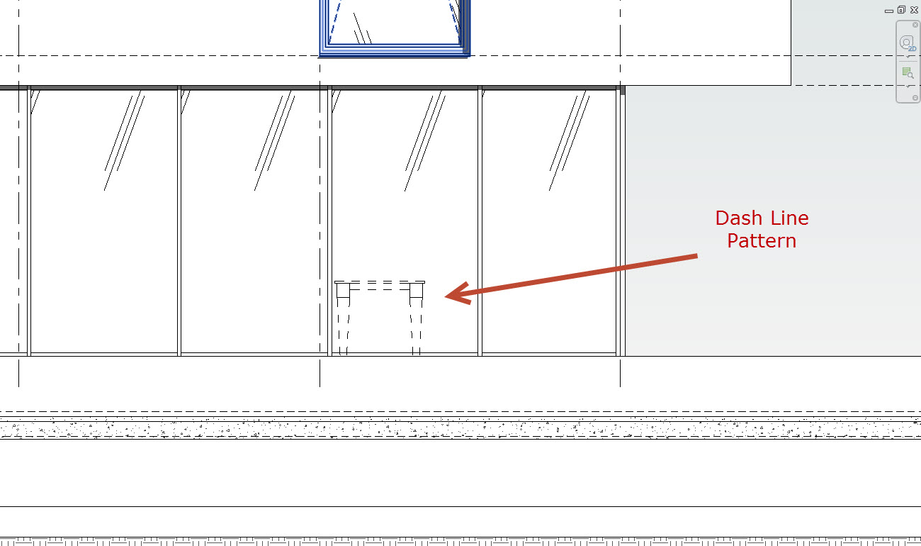 6-1 How to see through a Revit Wall to show objects behind