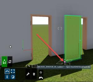 6-4-300x265 Lumion – Advanced Movement Effect - Open Door