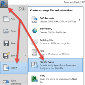 Managing Revit Type Catalogues with Excel – 2 of 2
