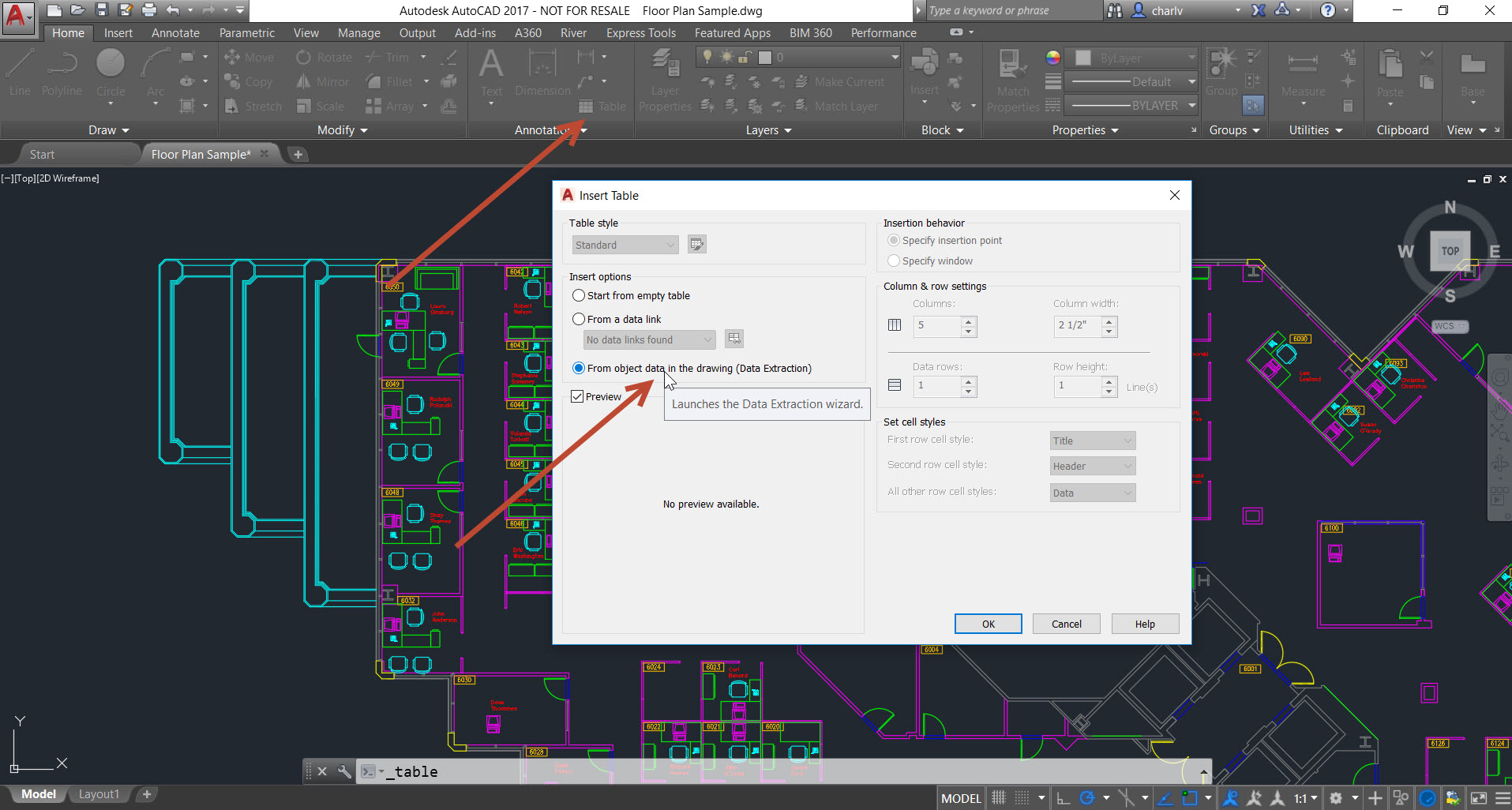 2-1 How to count lengths of objects in AutoCAD