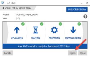 Autodesk LIVE for Revit