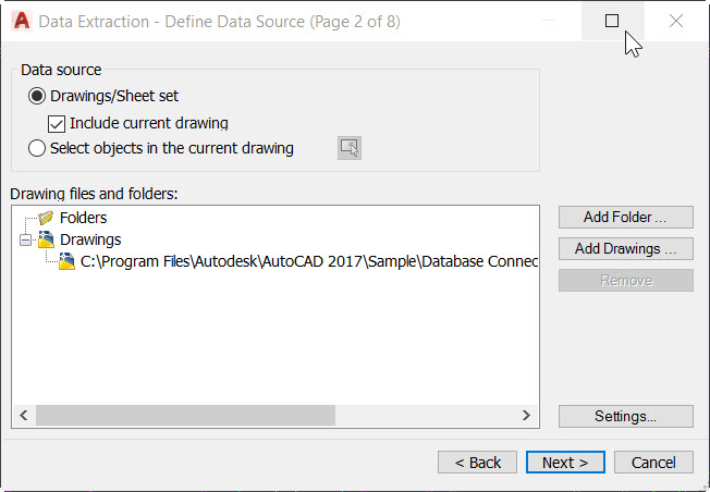 5-1 How to count lengths of objects in AutoCAD