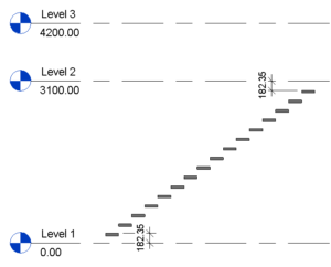 5-2-300x242 Revit Stairs – Adjust Levels and Landings