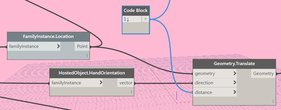 8-2 Dynamo Script - Door Orientation - Part 1