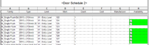 13-300x91 Revit Schedule Boolean Yes/No
