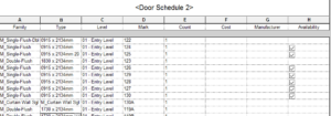 16-300x105 Revit Schedule Boolean Yes/No
