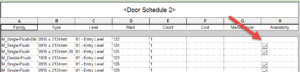 4-300x72 Revit Schedule Boolean Yes/No