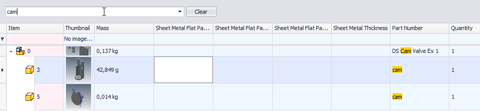 after Enhancing Inventor – Tools for Inventor – BOM Tools Pro- Part 3
