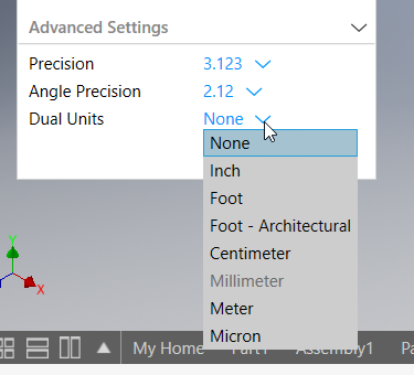 7 Inventor 2018 - New measurement tools