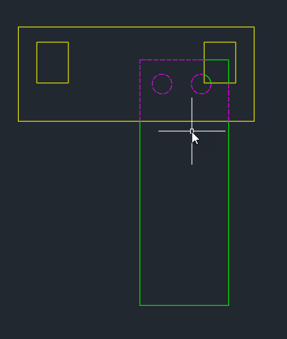 8-1 AutoCAD Mechanical - associative hide