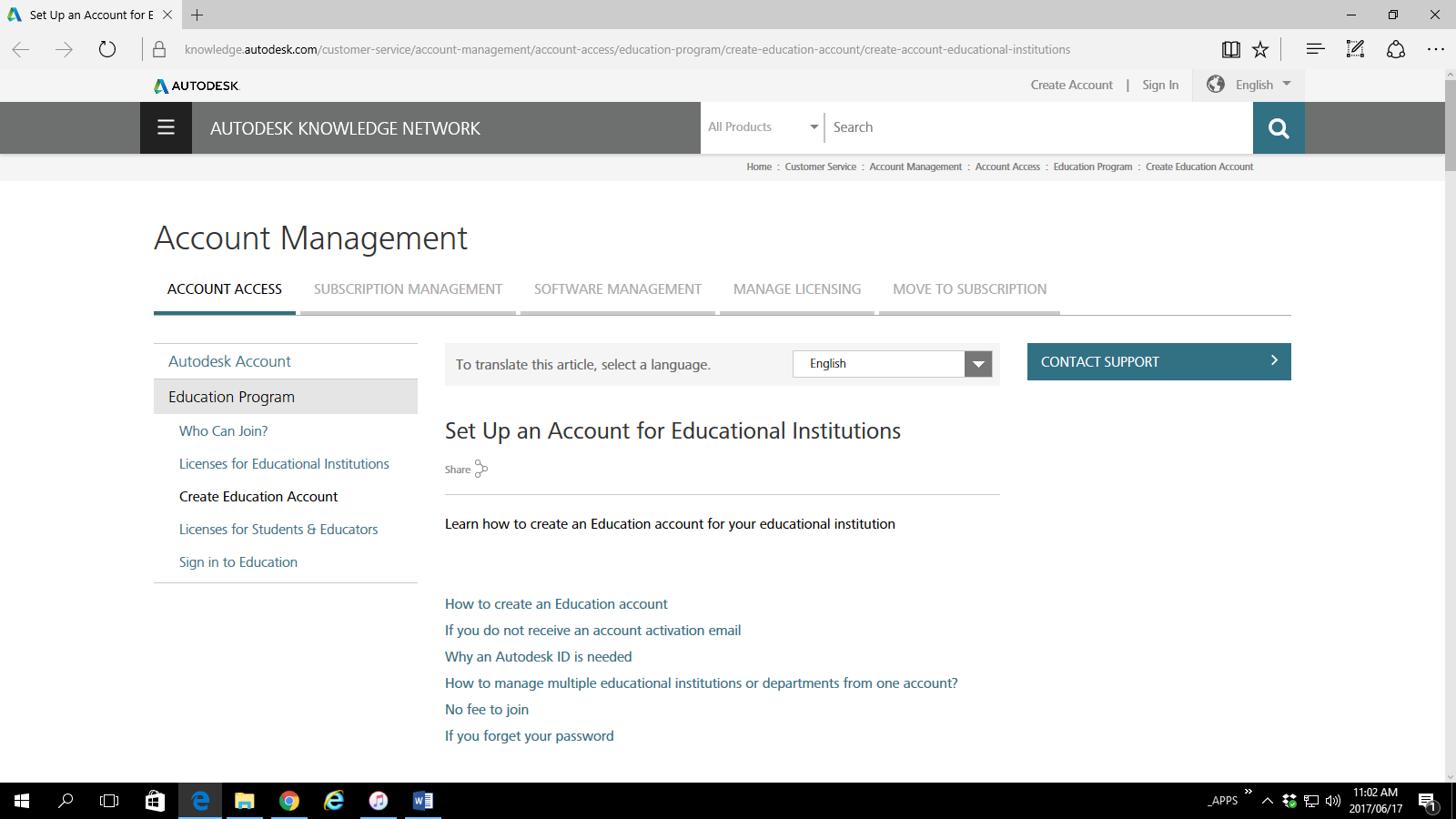 Autodesk Educational Licenses - How to Install Educational Licenses