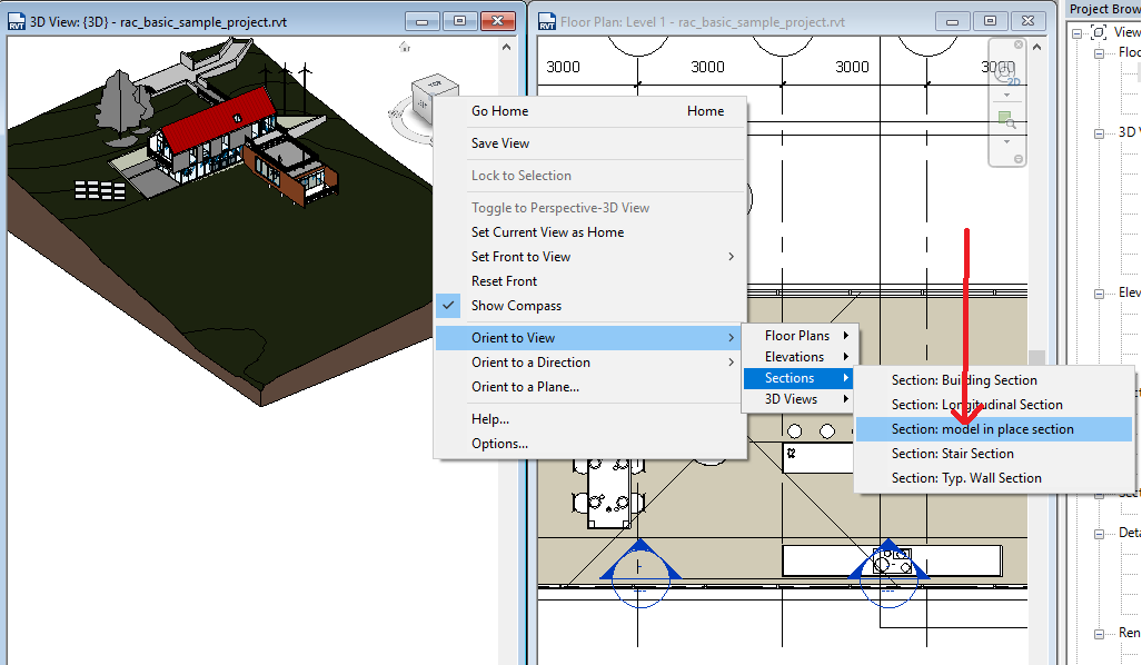 1 Revit LT - Modelling In Place – Workaround