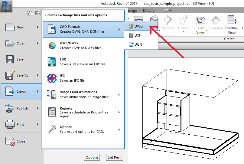 2 Revit LT - Modelling In Place – Workaround