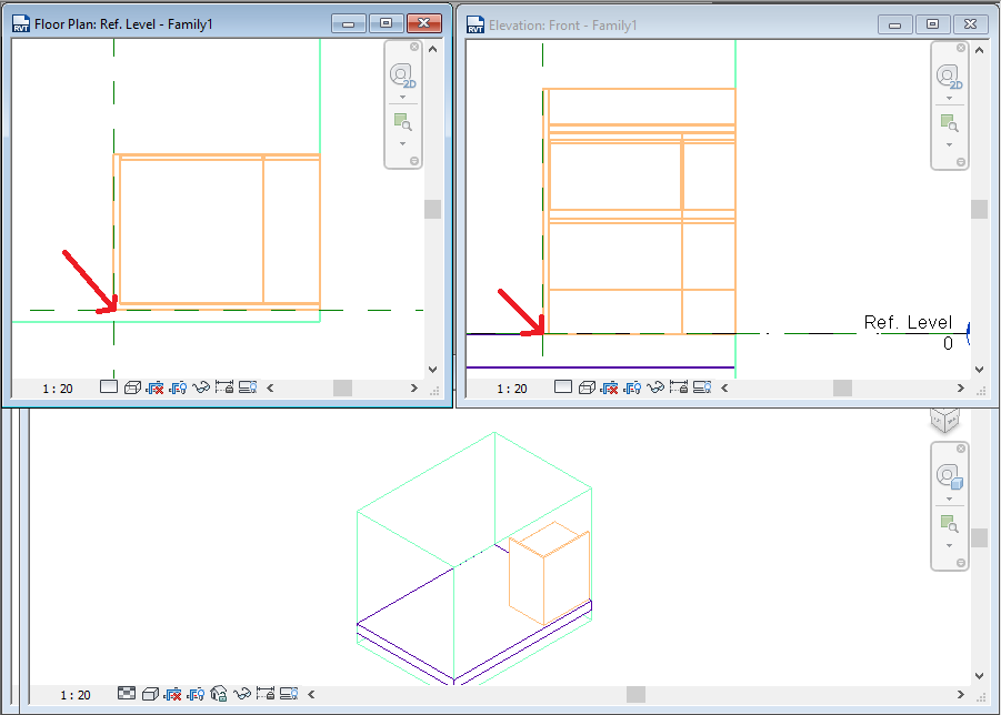 5 Revit LT - Modelling In Place – Workaround