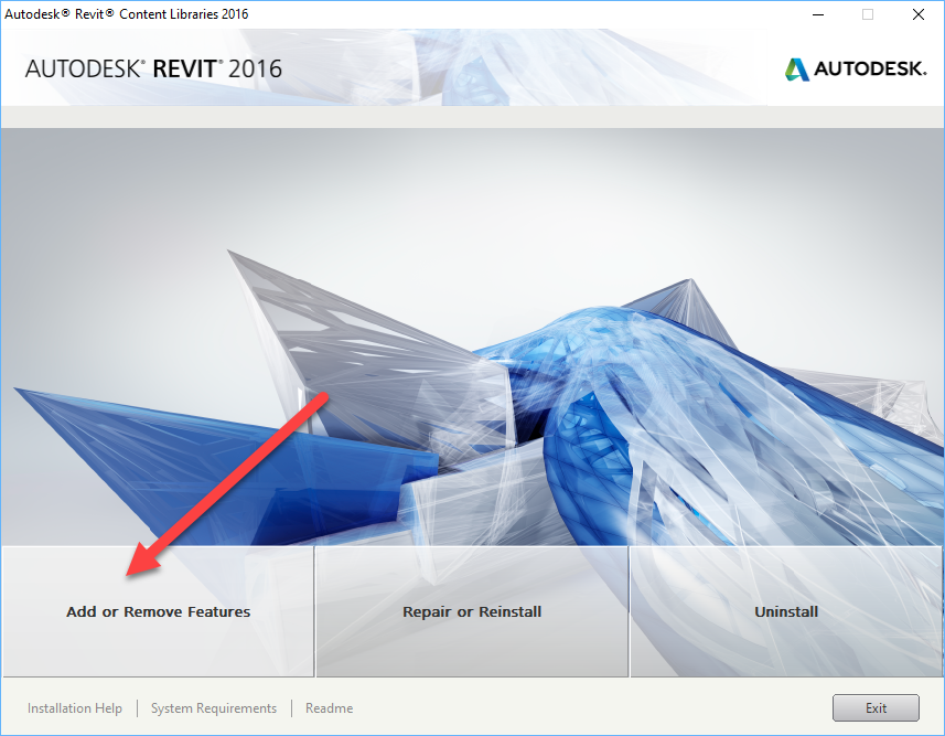 11 Revit 2016 - Install Content After the Fact