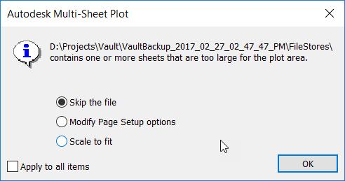 2-6 Autodesk multi sheet plotter