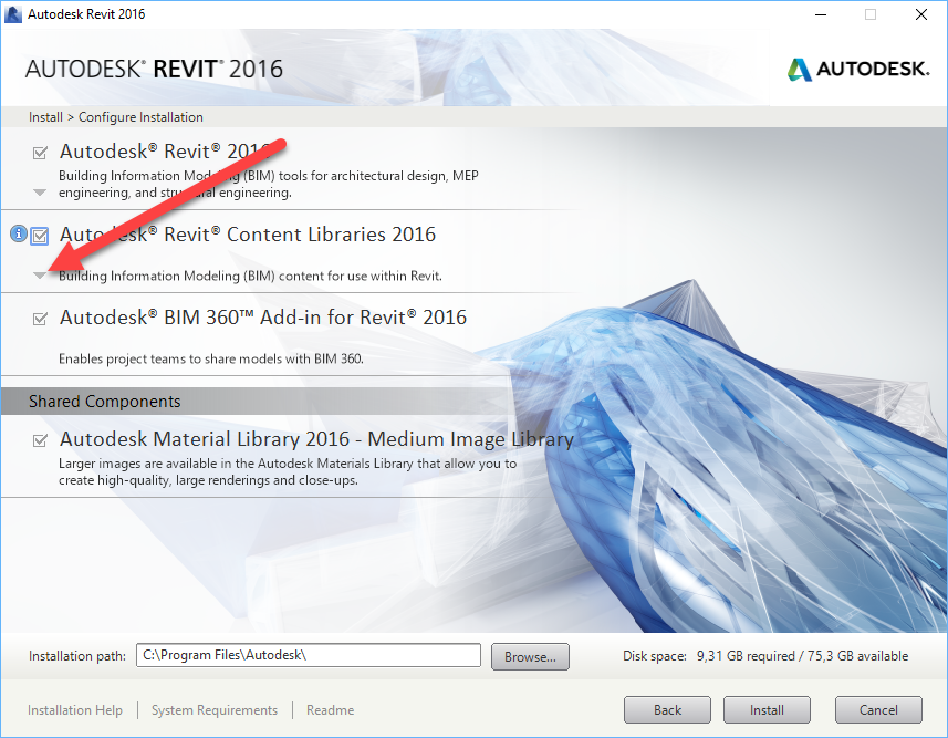 7 Revit 2016 - Install Content After the Fact
