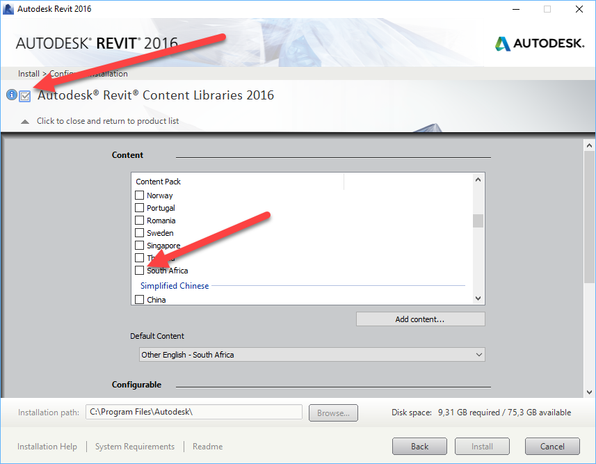 8 Revit 2016 - Install Content After the Fact