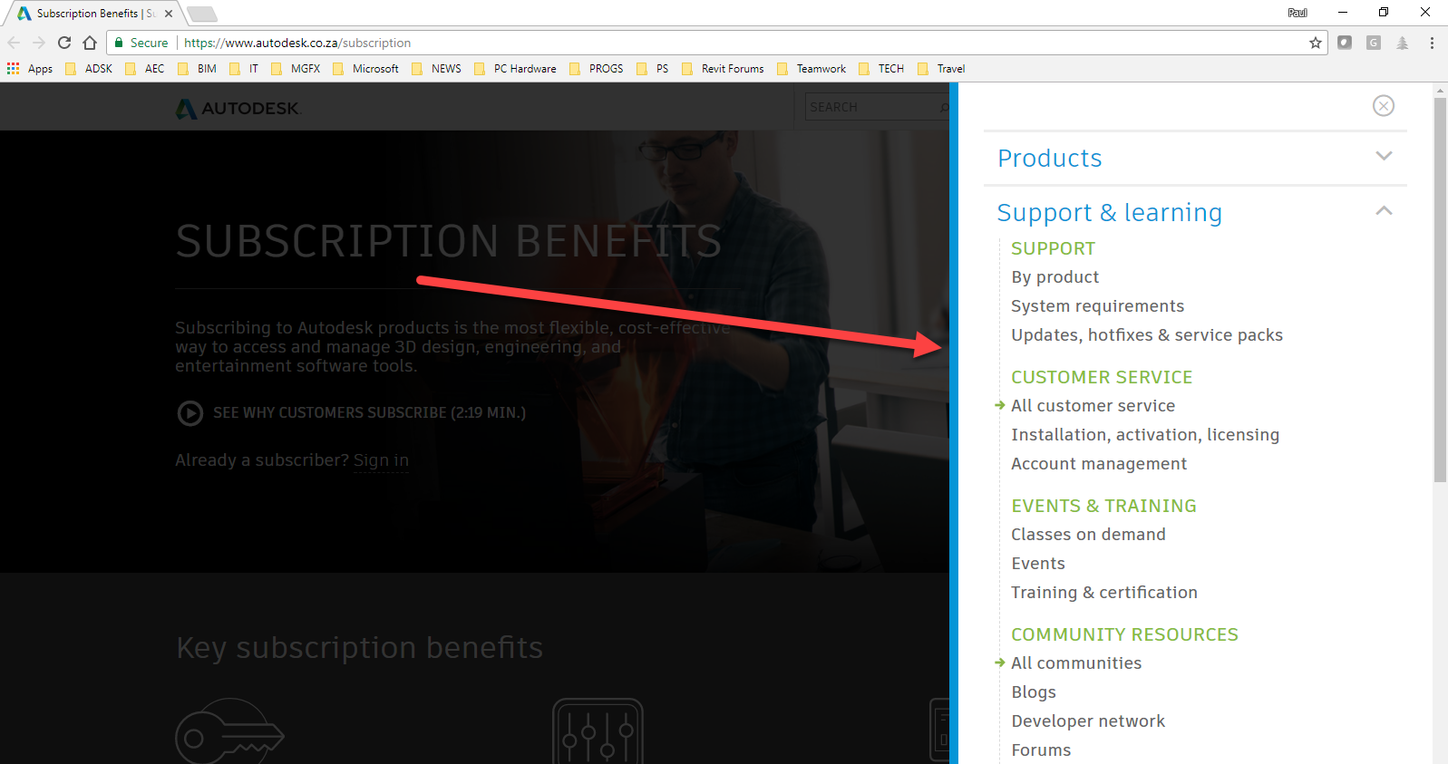 2 Your Autodesk Subscription Benefits