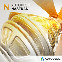 autodesk-nastran-2018-badge-256px Autodesk Simulation Software - Analysis Tools