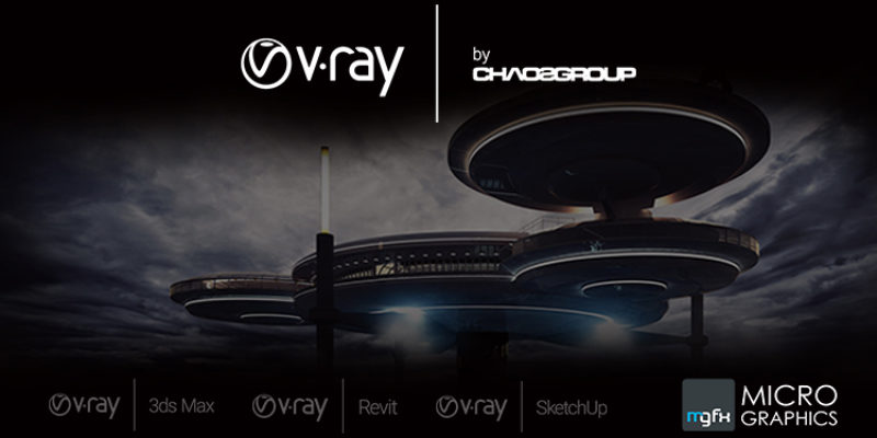 v-ray for autodesk, 3ds Max, Revit & SketchUp