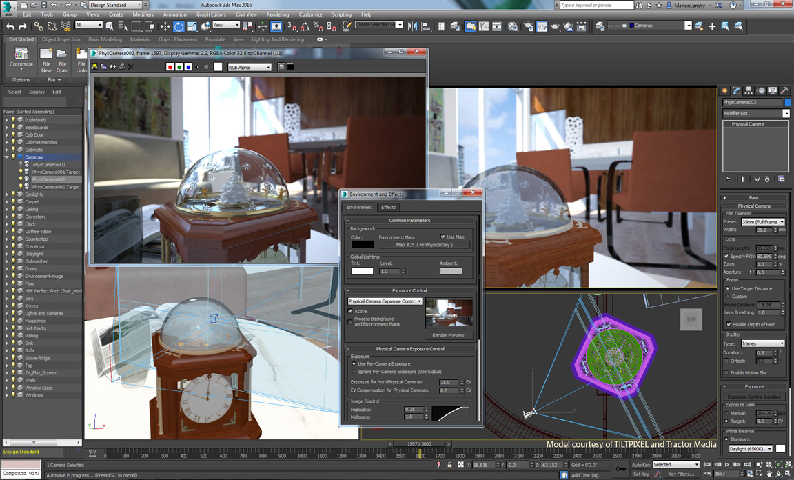Do you know if you have 3ds Max Interactive