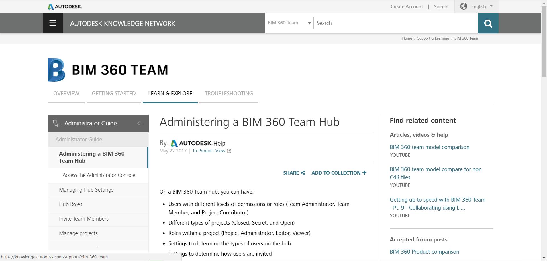 BIM 360 License Management in Simple English