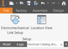 1-3 AutoCAD Electrical and Inventor - Part 3