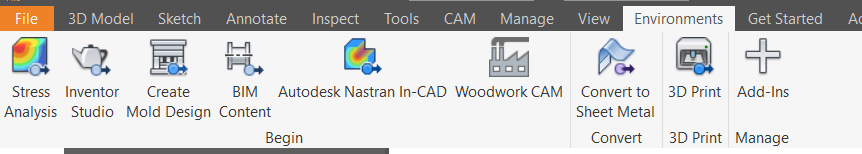 1-1 Nastran In-CAD