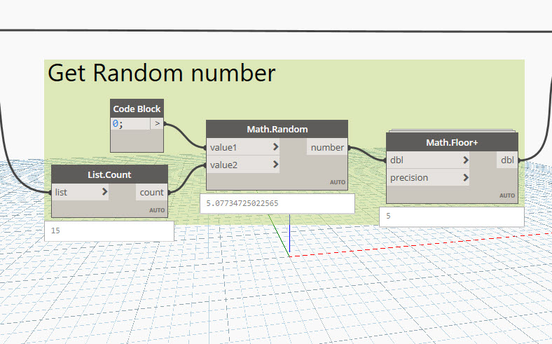 random-draw-19 How to create a business card draw using Dynamo, Revit and an Excel sheet.